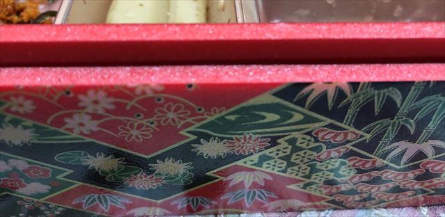 快適生活 京都祇園「閼伽井」監修・豪華三段重「和洋ファミリーおせち」華扇 重箱発泡